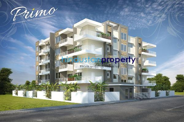 residential apartment, bangalore, thanisandra main road, image