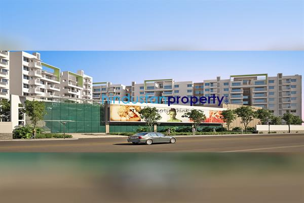 residential apartment, bangalore, off sarjapur road, image