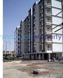 residential apartment, bhopal, awadhpuri, image