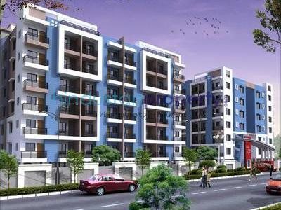 residential apartment, bhopal, karond, image