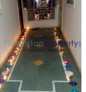 residential apartment, bhopal, danish nagar, image