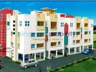 residential apartment, bhubaneswar, chandrasekharpur, image