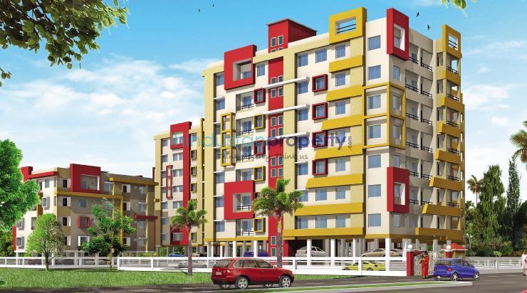 residential apartment, bhubaneswar, sailashree vihar, image