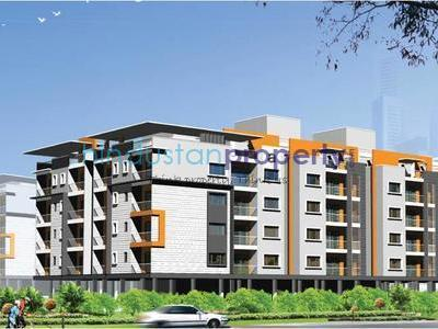 residential apartment, bhubaneswar, cuttack road, image
