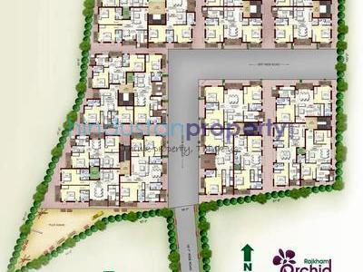 residential apartment, chennai, thiruverkadu, image