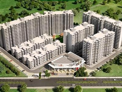 residential apartment, delhi-ncr, sector-103, image