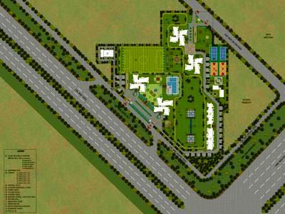 residential apartment, delhi-ncr, sector-1, image