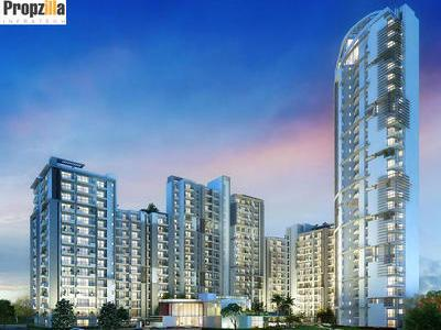 residential apartment, delhi-ncr, sector-88a, image