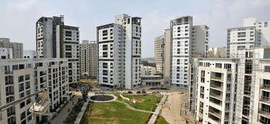 residential apartment, delhi-ncr, sector-49, image