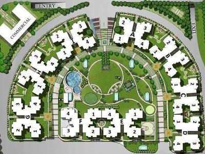 residential apartment, delhi-ncr, sector-37 d, image