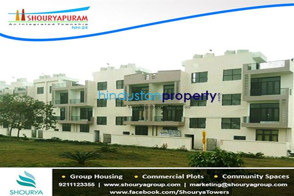 residential apartment, delhi-ncr, ghaziabad, image