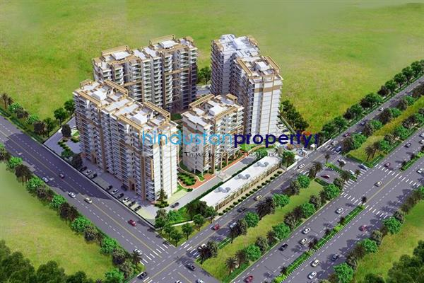 residential apartment, delhi-ncr, golf course road, image
