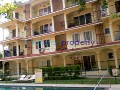 residential apartment, goa, nagoa, image