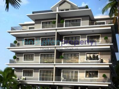 residential apartment, goa, nerul, image