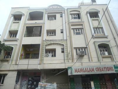 residential apartment, hyderabad, ramakrishnapuram, image
