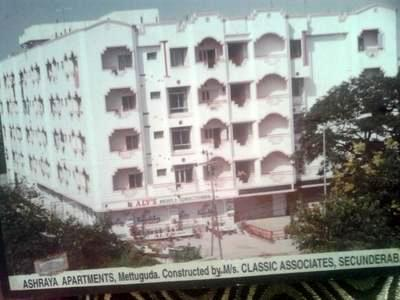 residential apartment, hyderabad, mettuguda, image