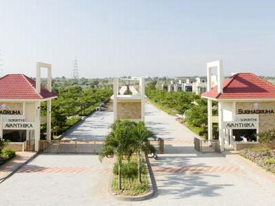 residential land, hyderabad, mokila, image