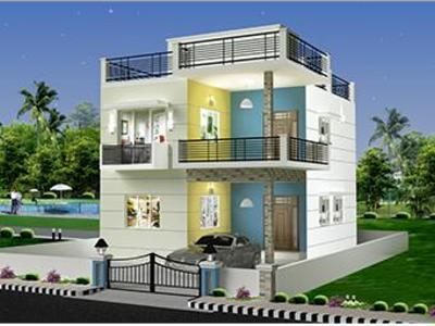 house / villa, hyderabad, shamshabad, image