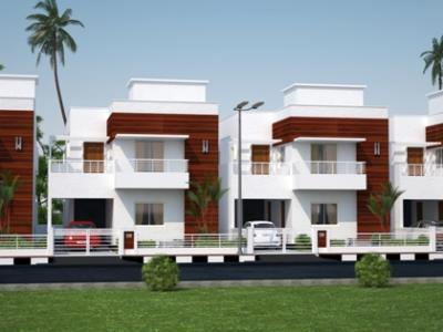 house / villa, hyderabad, jalpally, image