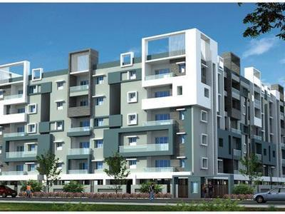 residential apartment, hyderabad, chintalkunta, image