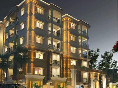 residential apartment, hyderabad, outer ring road, image