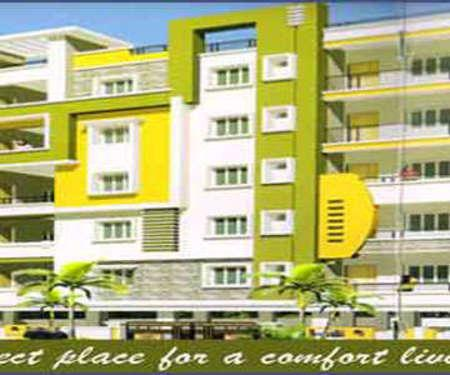 residential apartment, hyderabad, adarsh nagar, image
