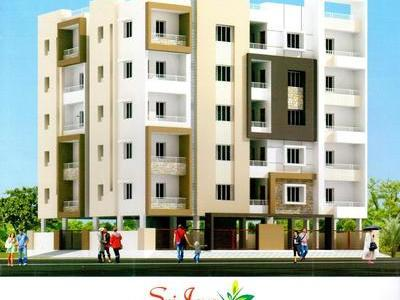 residential apartment, hyderabad, adda gutta, image