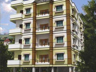 residential apartment, hyderabad, yakhutpura, image