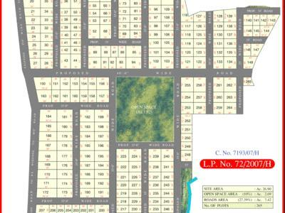 residential land, hyderabad, shameerpet, image