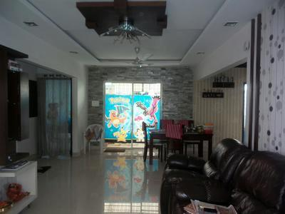 residential apartment, hyderabad, moti nagar, image