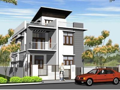 house / villa, hyderabad, hi tech city, image