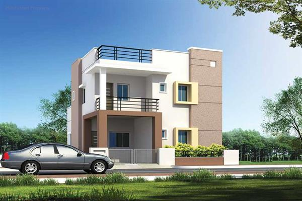 house / villa, hyderabad, beeramguda, image