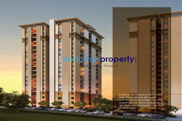 residential apartment, hyderabad, nanakramguda, image