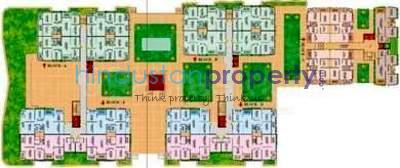 residential apartment, indore, nipania, image