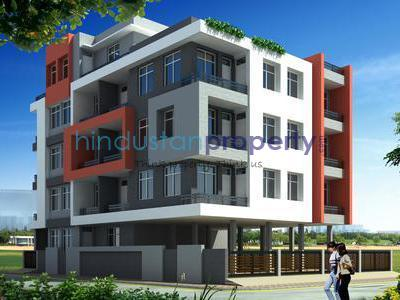 residential apartment, indore, rau, image