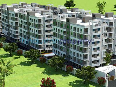 residential apartment, indore, ujjain road, image
