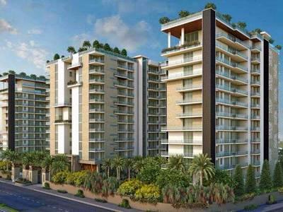 residential apartment, jaipur, tonk road, image
