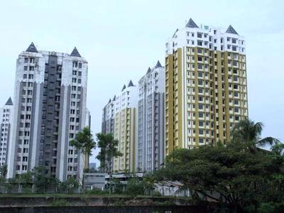 residential apartment, kochi, athani, image