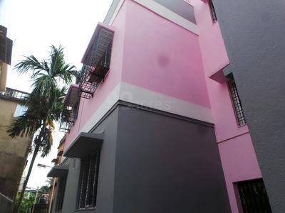 residential apartment, kolkata, behala, image