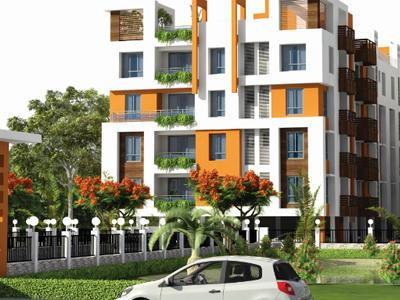 residential apartment, kolkata, new town action area-i, image