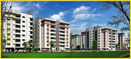 residential apartment, kolkata, jessore road, image