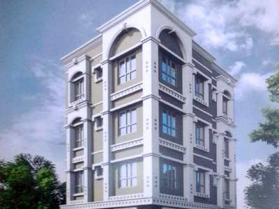 residential apartment, kolkata, lake gardens, image