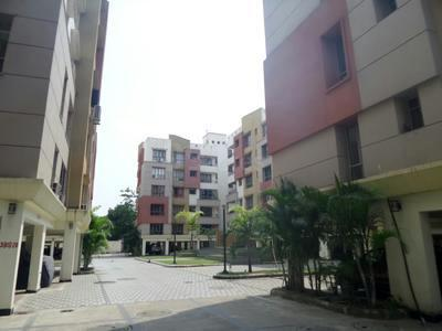 residential apartment, kolkata, parnasree pally, image