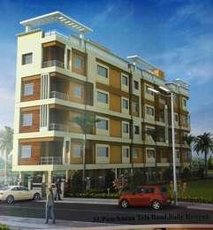 residential apartment, kolkata, bally, image