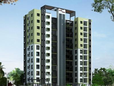 residential apartment, kolkata, andul road, image