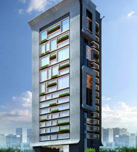 residential apartment, kolkata, elgin, image
