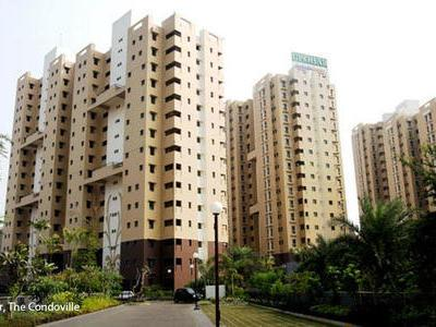 residential apartment, kolkata, new garia, image