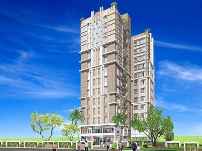 residential apartment, kolkata, apc road, image
