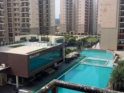 residential apartment, lucknow, amar shaheed path, image