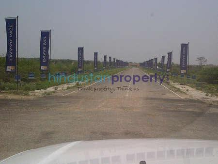 residential land, lucknow, amar shaheed path, image